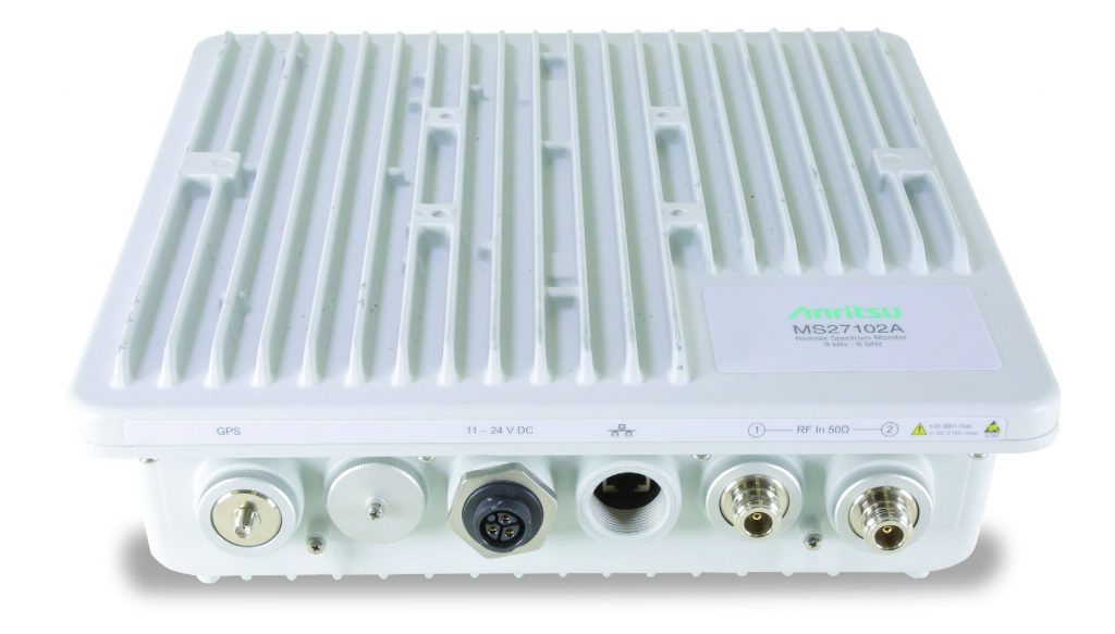 MS27102A Outdoor Spectrum Monitor (IP67)